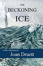 The Beckoning Ice by Joan Druett