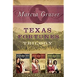 Texas Fortunes Trilogy (3-Books-in-1)