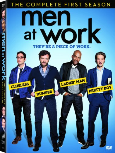 Men at Work: The Complete First Season DVD