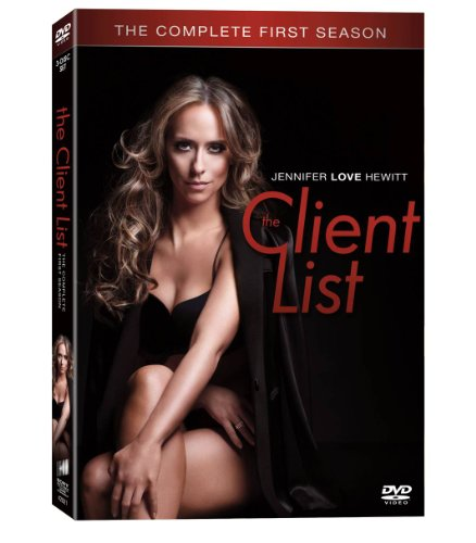 The Client List: The Complete First Season DVD