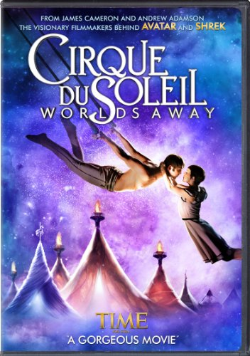 Cirque du Soleil: Worlds Away DVD