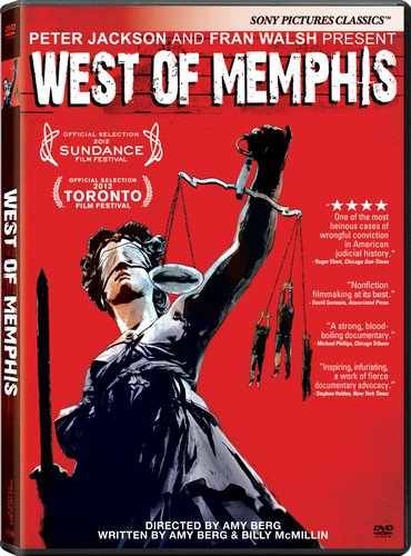 West of Memphis DVD