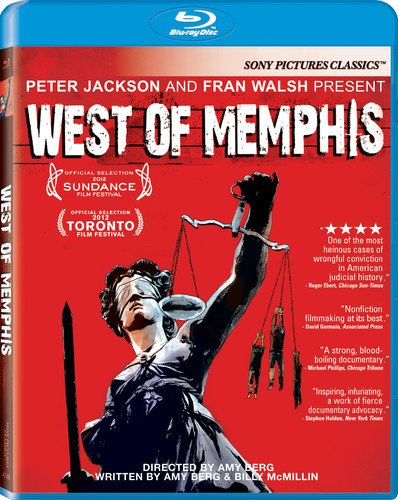 West of Memphis [Blu-ray] DVD