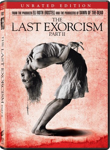 The Last Exorcism Part II DVD