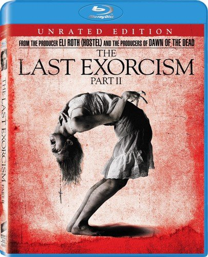 The Last Exorcism Part II [Blu-ray] DVD