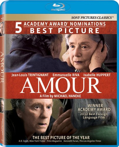 Amour [Blu-ray] DVD