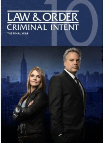 Law & Order: Criminal Intent: The Final Year DVD