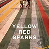 Yellow Red Sparks