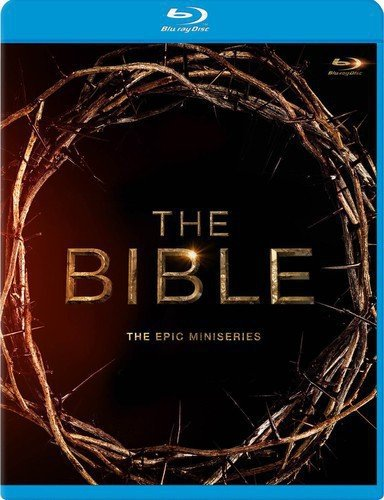 The Bible: The Epic Miniseries [Blu-ray] DVD