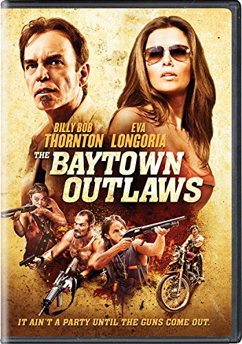 The Baytown Outlaws DVD