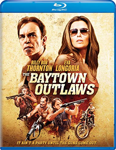 The Baytown Outlaws [Blu-ray] DVD