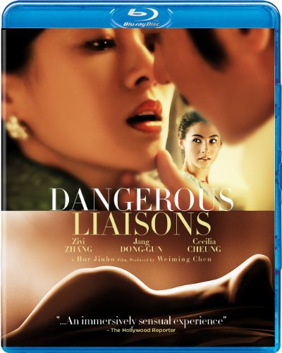 Dangerous Liaisons [Blu-ray] DVD