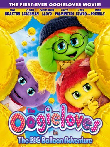 Oogieloves: The Big Balloon Adventure DVD