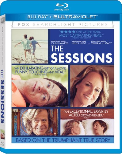 The Sessions [Blu-ray] DVD