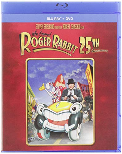 Who Framed Roger Rabbit cover