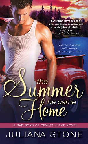 Book The Summer He Came Home tight tshirt, all the muscles