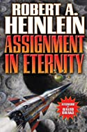 Book Cover: Assignment in Eternity by Robert A Heinlein