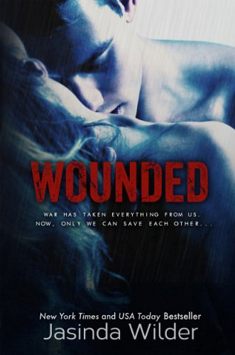 Wounded by Jasinda Wilder
