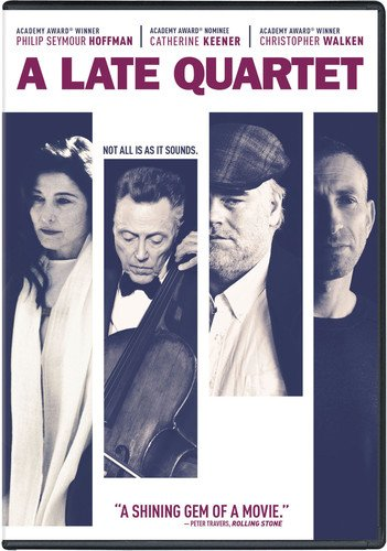 A Late Quartet DVD
