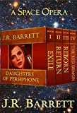 Free Kindle Book : The Daughters of Persephone, A Space Opera Special Edition