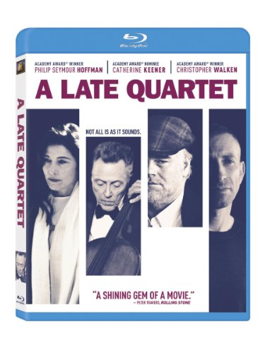 A Late Quartet [Blu-ray] DVD