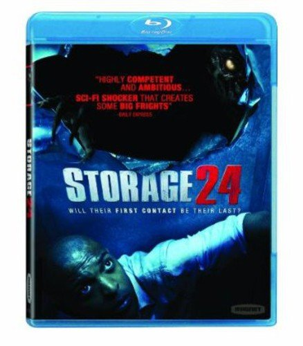 Storage 24 [Blu-ray] DVD