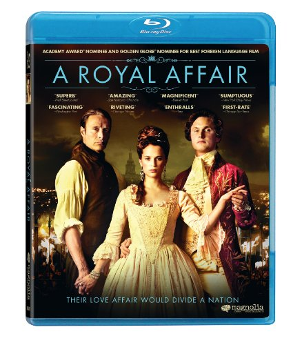A Royal Affair [Blu-ray] DVD