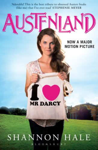 Book Austenland with Movie Poster Cover