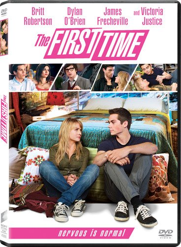 The First Time DVD