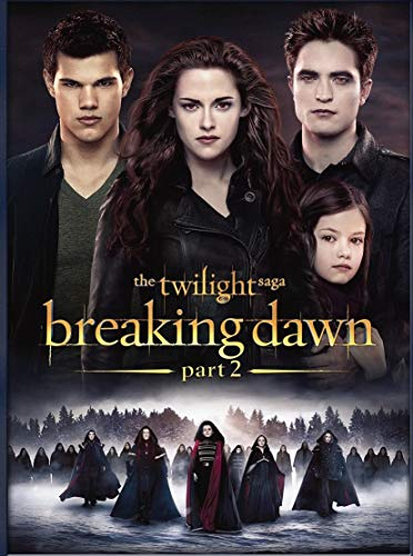 The Twilight Saga: Breaking Dawn Part 2 [DVD + Digital Copy + UltraViolet] DVD