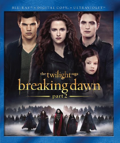 The Twilight Saga: Breaking Dawn Part 2 [Blu-ray + Digital Copy + UltraViolet] DVD