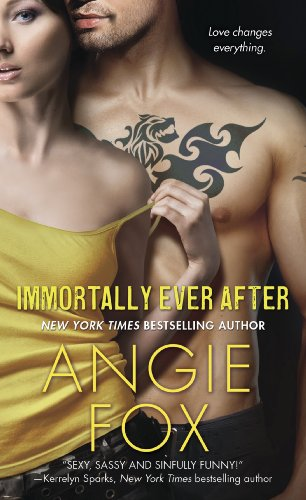 Book Immortally Ever After
