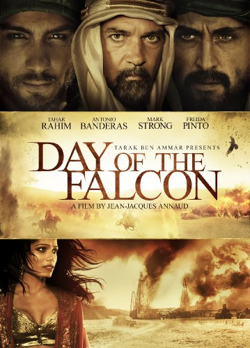 Day of the Falcon DVD