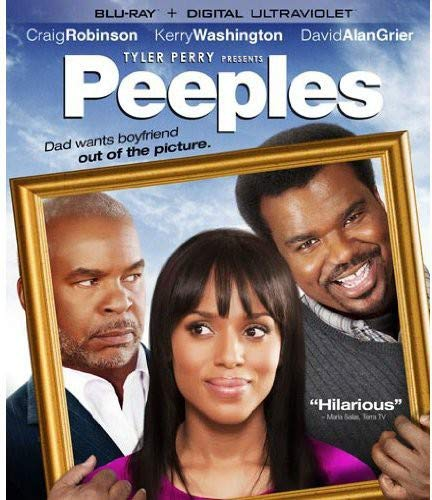 Tyler Perry Presents Peeples [Blu-ray] DVD