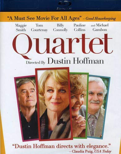 Quartet [Blu-ray] DVD