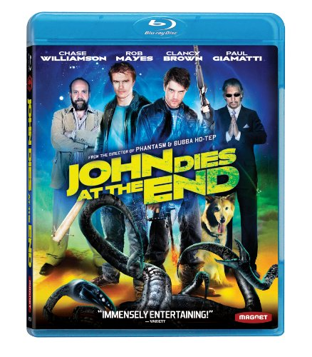 John Dies At The End [Blu-ray] DVD