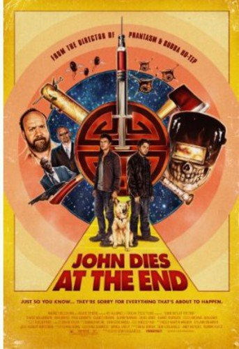 John Dies At The End DVD