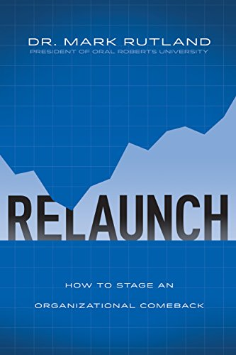 ReLaunch: How to Stage an Organizational Comeback