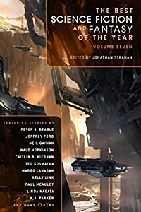 "Jonathan Strahan Accepting Story Submissions For ""The Best Science Fiction and Fantasy of the Year, Vol. 8"""