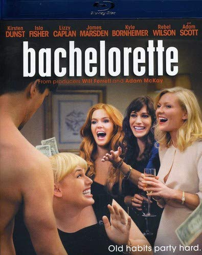 Bachelorette [Blu-ray] DVD