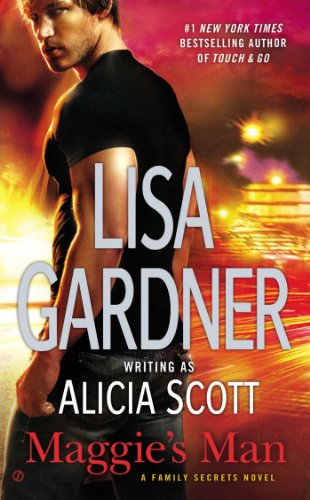 Book Lisa Gardner writing as Alicia Scott - Maggie's Man