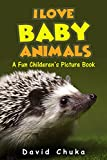 Free Kindle Book : I Love Baby Animals -  Fun Children