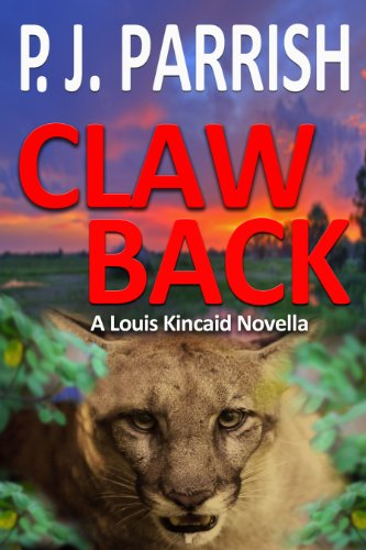View Claw Back (Louis Kincaid) on Amazon