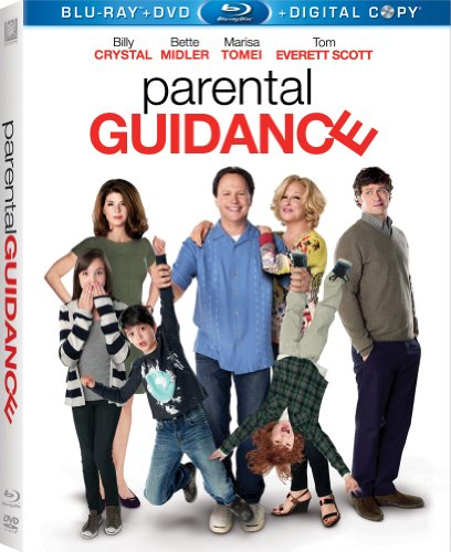 Parental Guidance [Blu-ray] DVD
