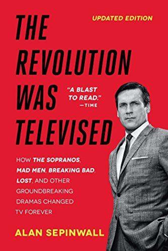 Book The Revolution was Televised