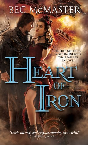 Book Heart of Iron