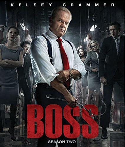 Boss: Season 2 [Blu-ray] DVD