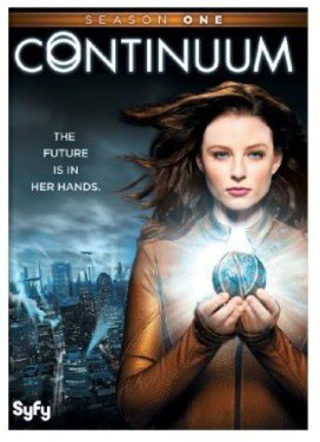 Continuum: Season One DVD