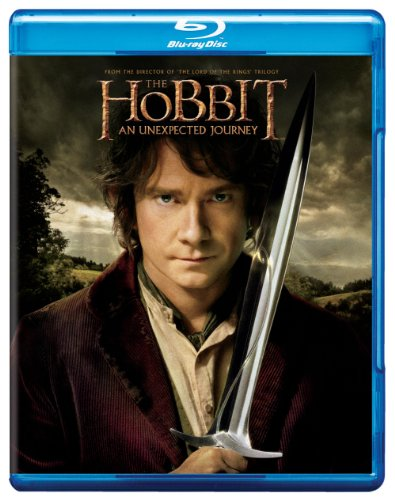 The Hobbit: An Unexpected Journey [Blu-ray] DVD