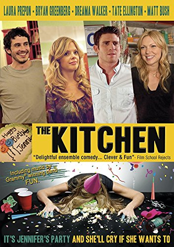 The Kitchen DVD